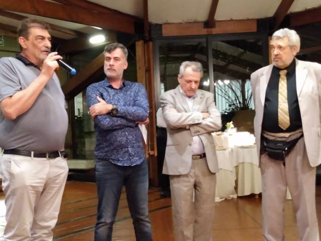 Autoridades de FAGDUT asistieron a la Cena con Afiliados de Córdoba